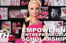 The Barbie Bursary is for Enterprising Young Girls