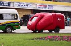 Boxing Glove Cars