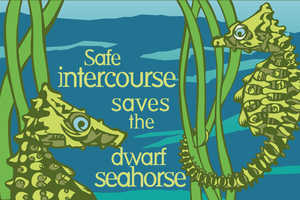 The Center for Biological Diversity Condoms Promote Saving Animals