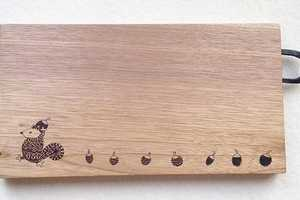These Decorated Cutting Boards are Adorably Cute and Unique