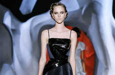The Ulyana Sergeenko Fall 2014 Haute Couture Collection Stunned at Paris
