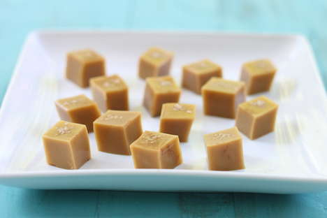 Caramel Candy Shooters - These Boosy Caramel Drinks Taste Like Salted Caramel Treats