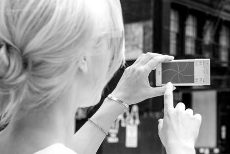 Practical E-Ink Smartphones - FormNation's E-Ink Phone Goes Back to Black and White and Basics