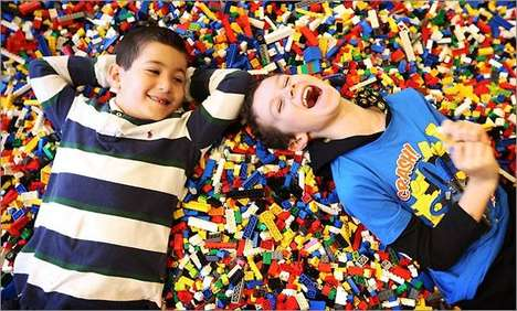 Toy Rental Services - Pley Lets People Rent LEGO Sets Instead of Buying Them