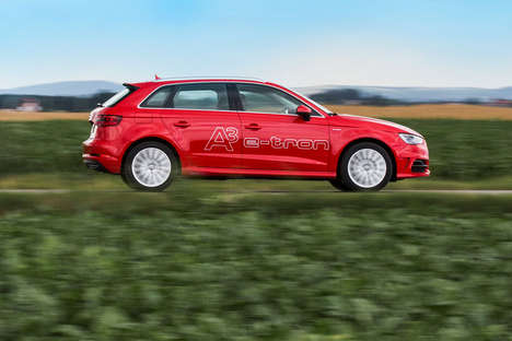 Plug-in Hybrid Autos - The AUDI A3 Sportback Provides an Eco-Friendly Option