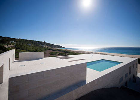Spanish Seaside Residences - Alberto Camp Baeza Designed the VT House in Madrid