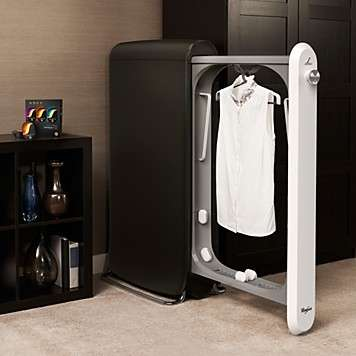 Clothes-Refreshing Machines - Similar to At Home Dry Cleaning, the Swash Takes Care of Your Garments