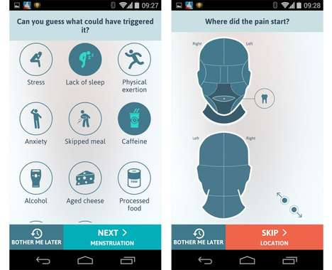 Diagnostic Migraine Apps - Headache Tracker App Migraine Buddy is Like Having a Doctor on Hand