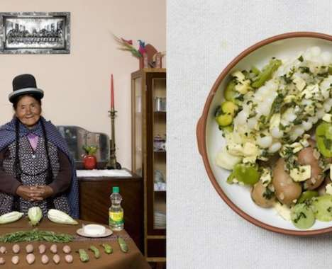Home-Cooked Meal Photography