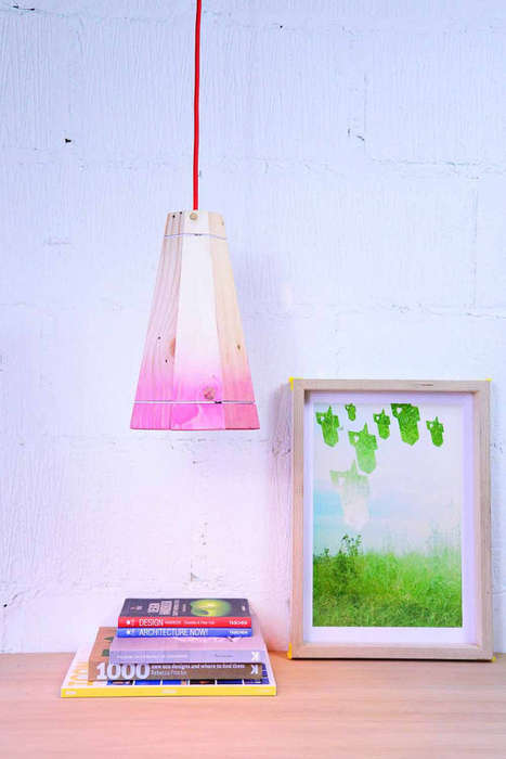 Flat-Packed Ombre Illuminators - Etsy