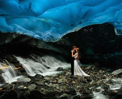 Glacier Wedding Photography