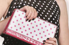 Fashionable Purse Speakers - This Wireless Bluetooth Speaker is Perfect for Girly Girls