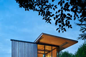 Olson Kundig Architects' Sol Duc Cabin Design Withstands Floods