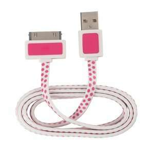 Girly Power Source Tech - Acoustic Research for Her Creates Feminine Sync Cable Accessories