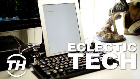 Eclectric Tech - Editor Michael Hemsworth Details His Favorite Retro Tech Designs