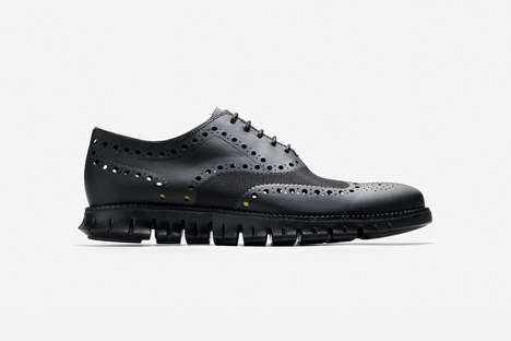 Sophisticated No-Stitch Sneakers - The Cole Haan ZeroGrand is Stylishly Limber