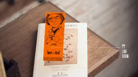 Tweeting Bookmarks - Penguin Books
