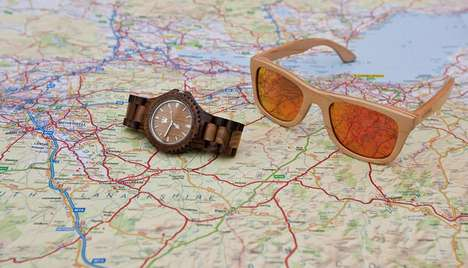 Sustainable Wooden Sunglasses - Woodsies