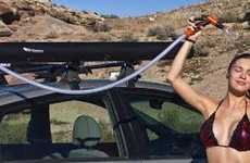 Portable Road Trip Showers - These Road Shower Portable Showers are Great for Washing Up on the Go