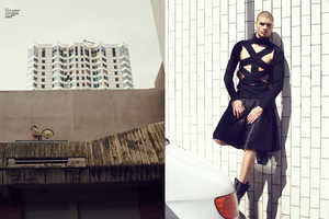 The Ones 2 Watch In The Zone Fashion Story Highlights Luxe Looks