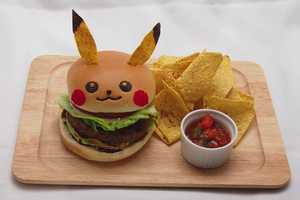 The Pikachu Cafe in Japan Celebrates the Iconic Pikachu Pokemon