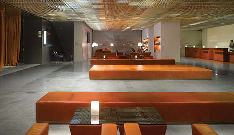 Modernist Urban Accommodations - Barcelona's Renaissance Fira Hotel is Sleek and Contemporary