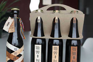 30 Premium Beer Branding Examples - From Literary Liquor Labels to Art Deco Alcohol Packaging