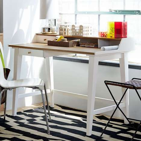 Elegant Workspace Furnishings - West Elm