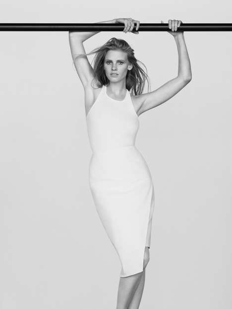 Foxy Monochromatic Editorials - The Edit