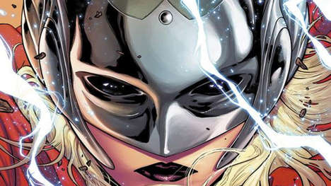 Gender-Swapped Superheroes - Marvel Decided That From Here on Out There Will be a Female Thor