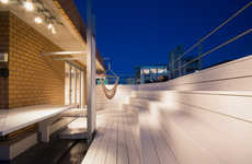 Staggered Deck Rooftops