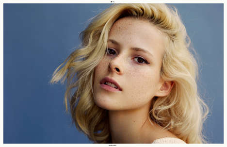 Fresh-Faced Model Candids - Alex Noiret Gets Profiled in This Editorial for The Ones 2 Watch