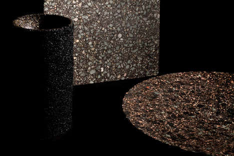 Tarmac Homeware Collections - The Black Gold Collection Sees the Hidden Potential of Petroleum