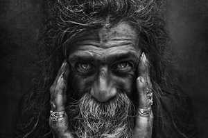 Lee Jeffries' Homeless Photography makes a Powerful Statement