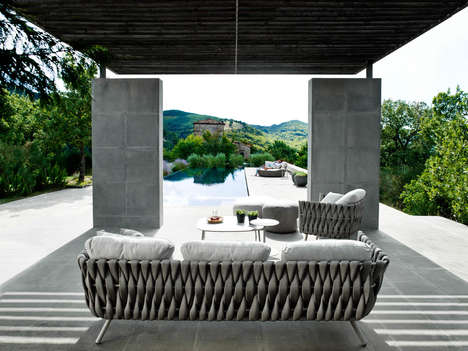 patio furniture arrangements