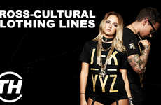 Cross-Cultural Clothing Lines