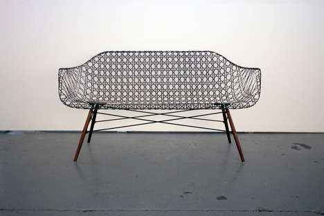 Carbon Fiber Furniture - Matthew Strong