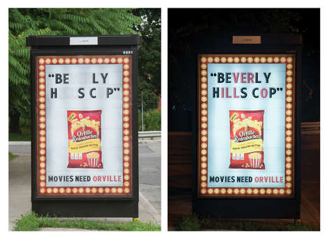 Movie Completion Ads - Orville Redenbacher