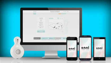Hi-Tech Infant Monitors - Onni is a Smart HD Baby Monitor Designed for Parents by Parents