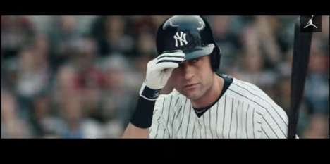 Touching Hat-Tipping Tributes - Jordan Brand Releases an Epic Tribute to Derek Jeter