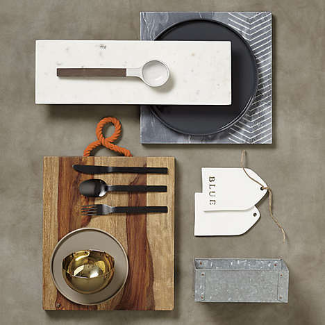 Artisan Cutting Board Accessories - CB2