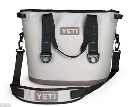 Long-Lasting Cooler Totes - The Industrial Cooler from Yeti Hopper Keeps Beverages Cold For Days