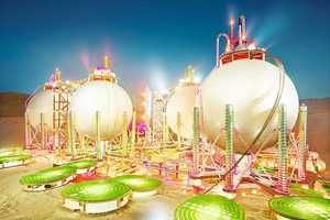 This David LaChapelle Series is Stunning and Sends a Message