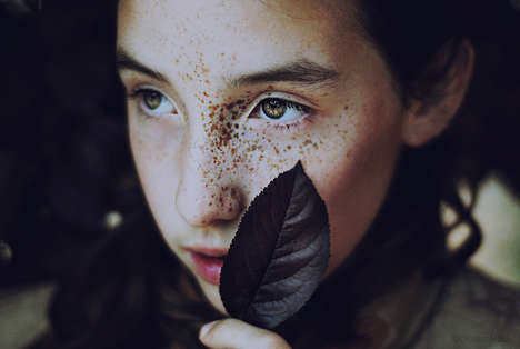 Evocative Eye Photography - Cristina Hoch Focuses On the Eyes in Her Expressive Photo Series