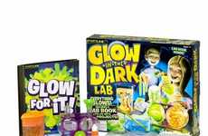 Mad Scientist Kits - This Glow-in-the-Dark Lab Toy Will Get Your Kids Excited About Science