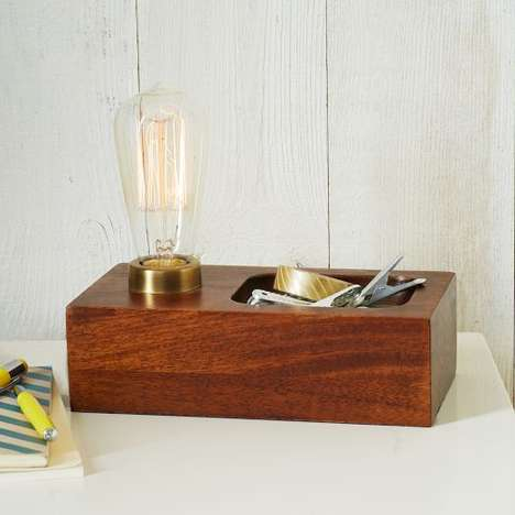 Retro Dual-Purpose Lighting - West Elm