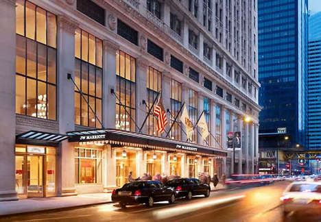 Beer-Centric Hotel Packages - JW Marriott Chicago