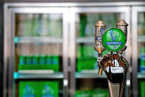 Beer Delivery Services - Steam Whistle Now Has a Free Home Delivery Option for Torontonians
