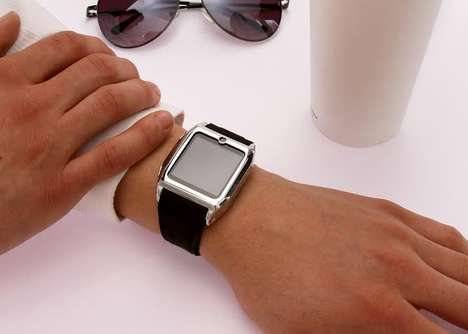 Anti-Slumber Watches - The Spark Watch Buzzes You Awake When You