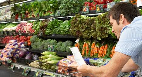 Health Food Shopping Rewards - This Insurance Policy Offers Monetary Healthy Eating Incentives